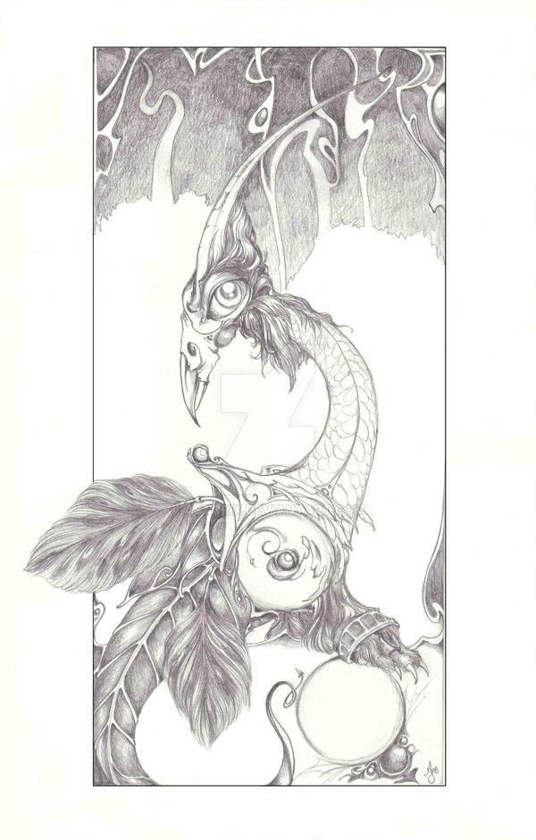 Clockwork Dragon by Astorix