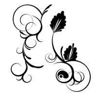 swirly vectors