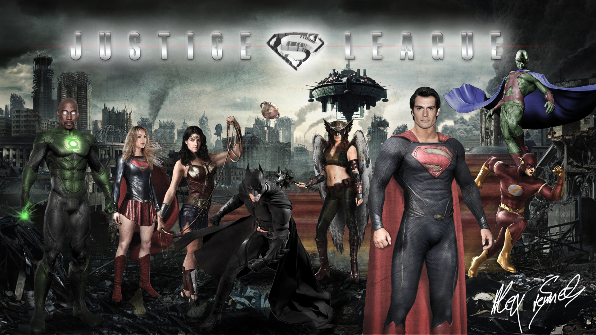 Justice League War  Wikipedia
