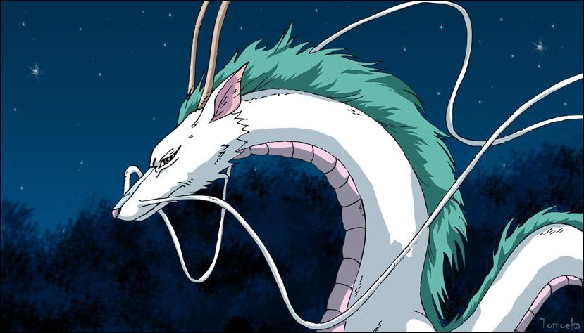 Dragon Haku By Tomoeka