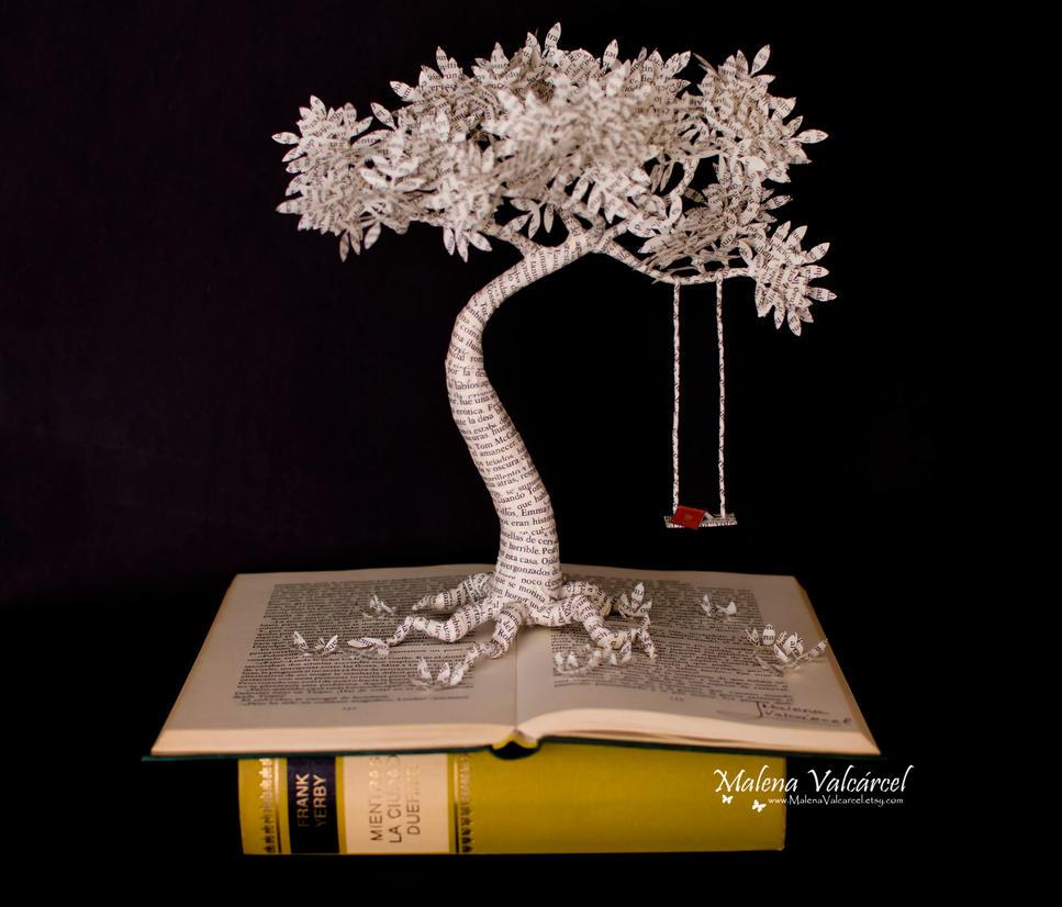 Populair 10x wat te doen met oude boeken - Awkward Duckling &EC14