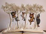Where The Wild Things Are by MalenaValcarcel