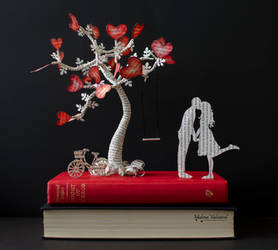 The Tree of Love - Book Arts