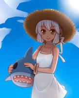 Shark Disk by sunimu
