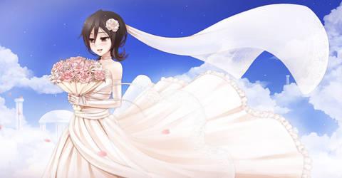 Kuchiki Rukia by sunimu