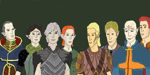 Dragon Age, Elves