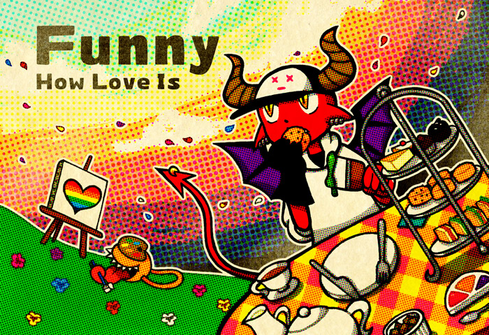 Funny How Love Is by murmur37