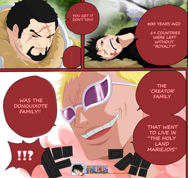 One Piece 722 - Dressrosa belongs to.. by DudnxJC
