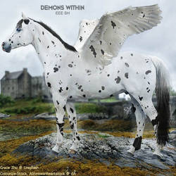 HEE Horse Avatar - Demons Within