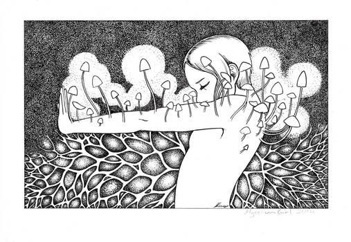 Mycelium Girl