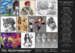 The Mushroomancer - Art Commissions (Opening Soon)