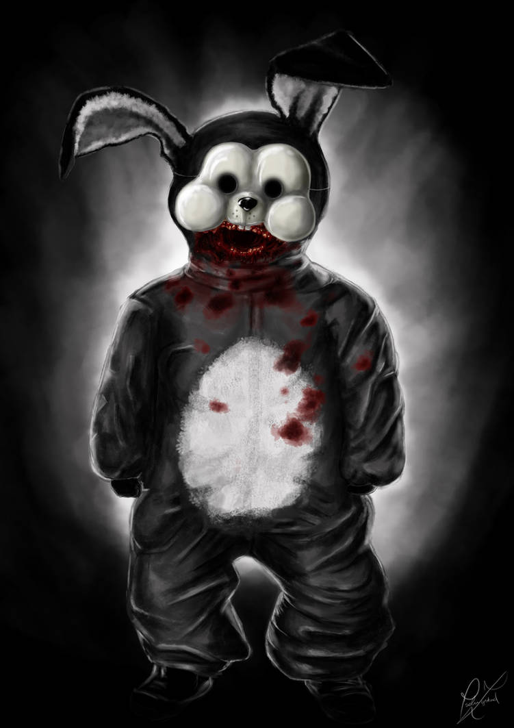 The Easter Bunny by Hignoria