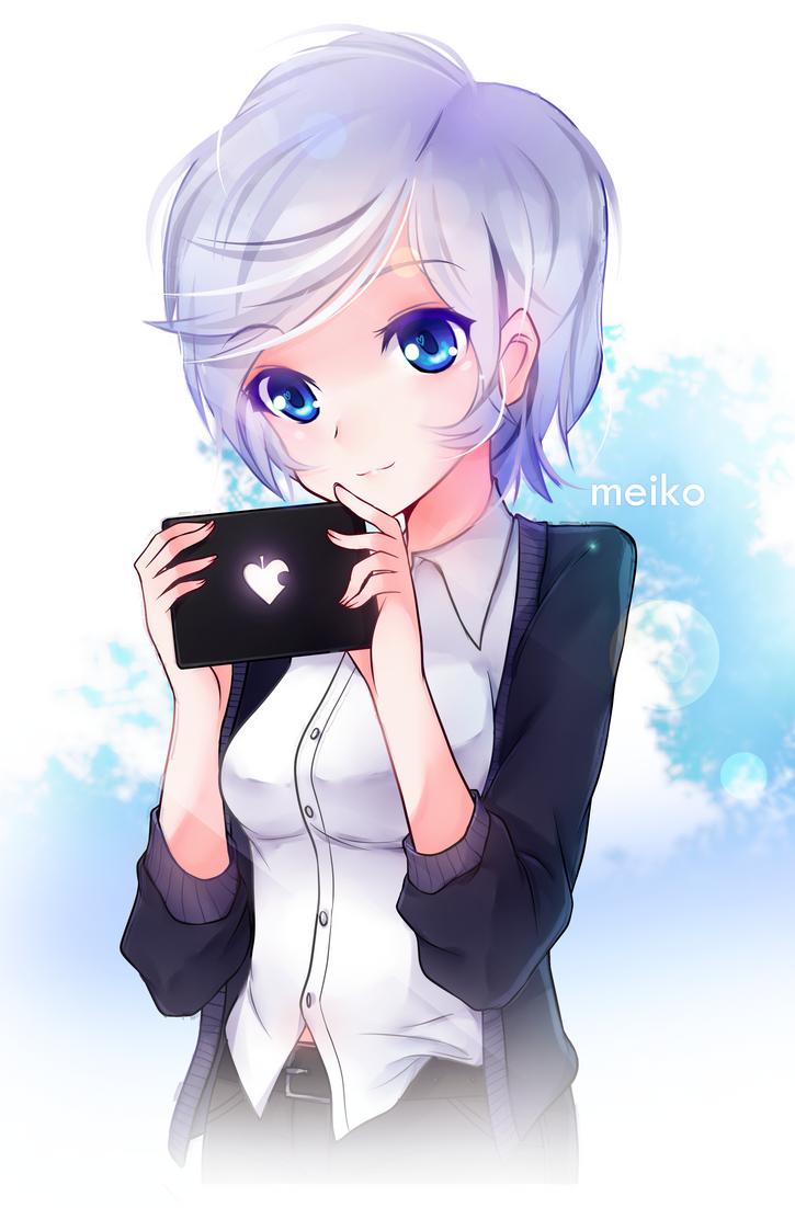 Commission - Meiko by GenericMav