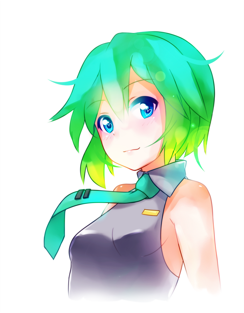 Miku Short Hair ver by GenericMav