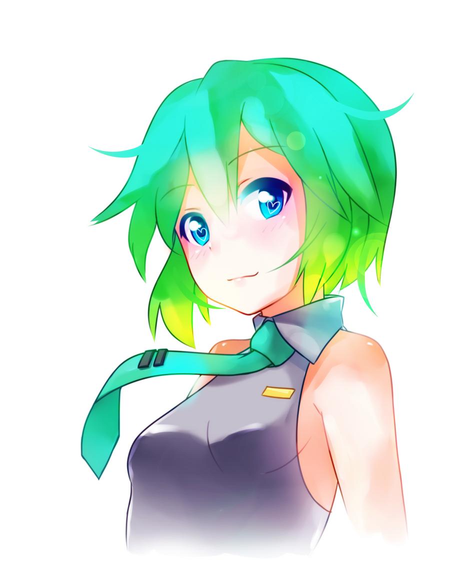 Miku Short Hair ver by GenericMav