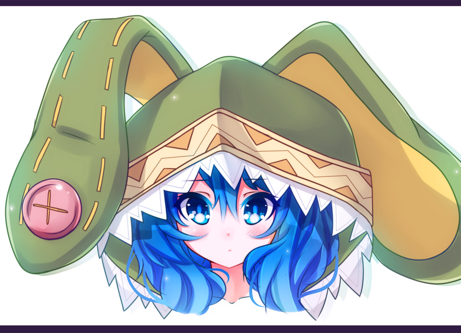 dateAlive: Yoshino by GenericMav