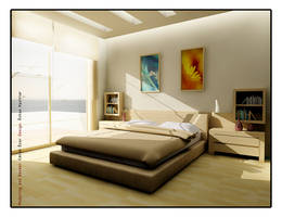 Bedroom by emrahozer