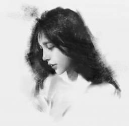 Painting - After Wangjie Li