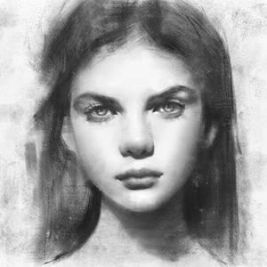 Digital Painting - Real Time - After John Fenerov