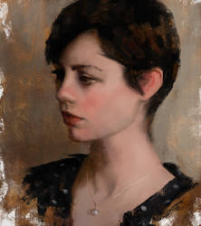 Digital Painting After Jeremy Lipking