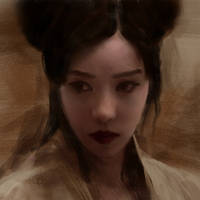 Digital Painting - Real Time - After Nick Alm