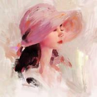 Digital Painting - after Yizheng Ke