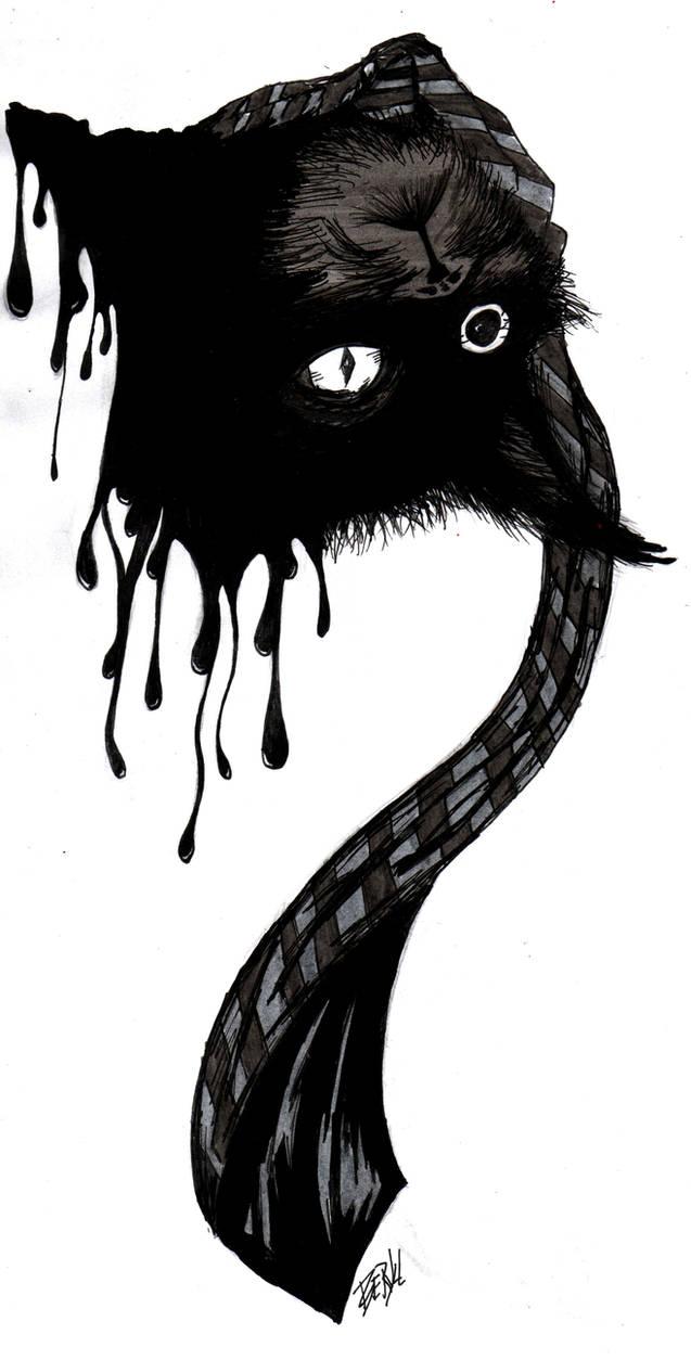 Cat by BeryllBat