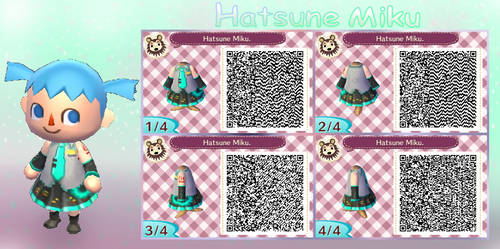 Animal Animal Crossing New Leaf Qr Codes Japanese Paths