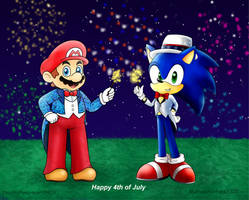 Happy 4th of July! (Remake)