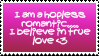 Hopeless Romantic Stamp by HanyouInny