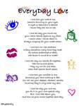 Everyday Love by HanyouInny