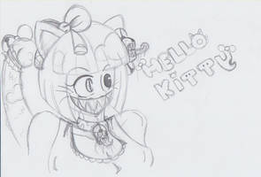 Hello Kitty by EmilyLadyEmerald