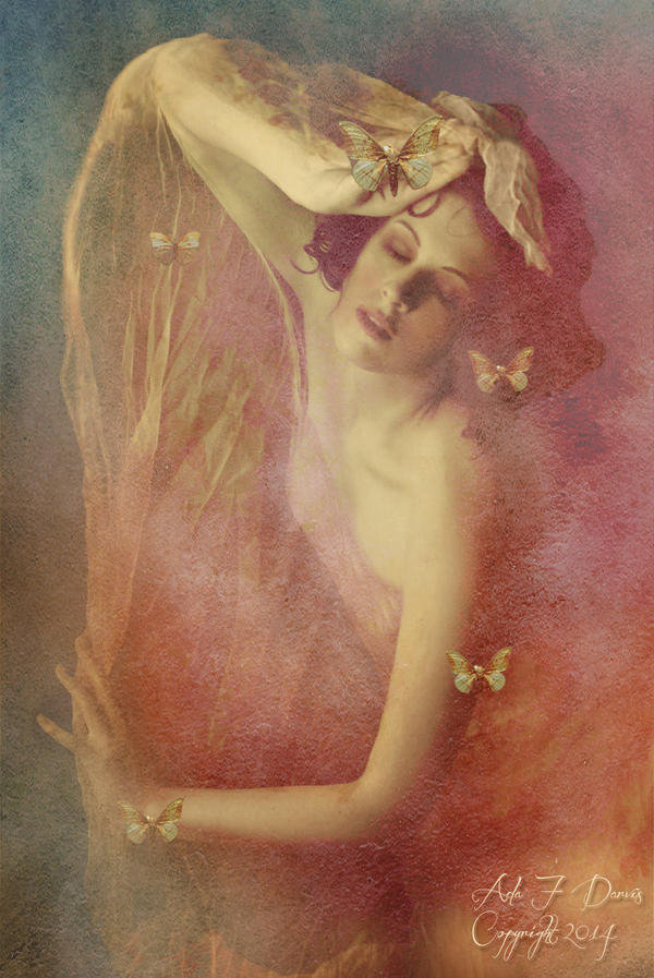 The butterfly effect by Ada-Darvis