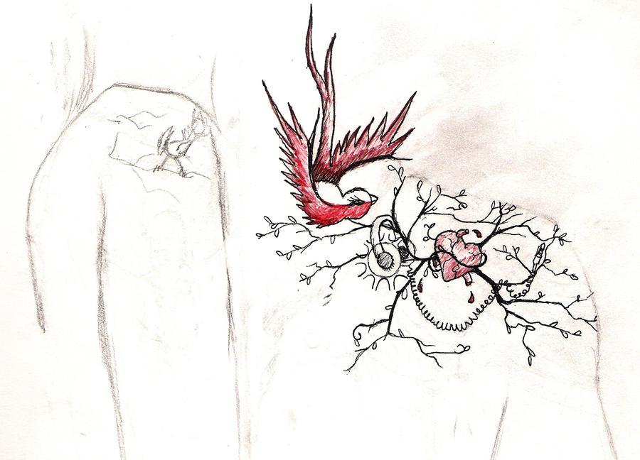 tattoo design original. - shoulder tattoo