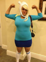 Fionna Cosplay! by Ceciliabot