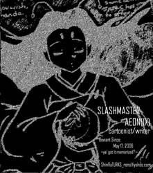 Deviant_ID Inagawa by SlashmasterAeon