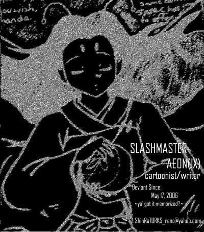 SlashmasterAeon's Profile Picture