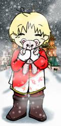 Winter Fun in Moscow - APH FC by SlashmasterAeon