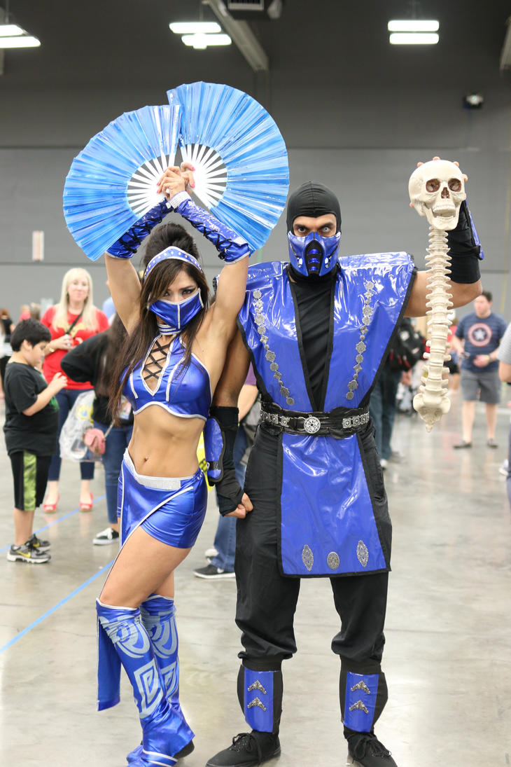 The best: mortal kombat x mileena and baraka dating