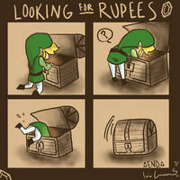 looking for rupees by sheeeeps