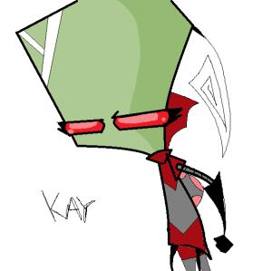 InvaderKay120's Profile Picture