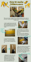 How to make Jolteon ears by evilfuzzle2