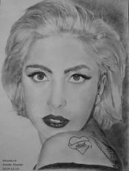 Lady Gaga by Reny72