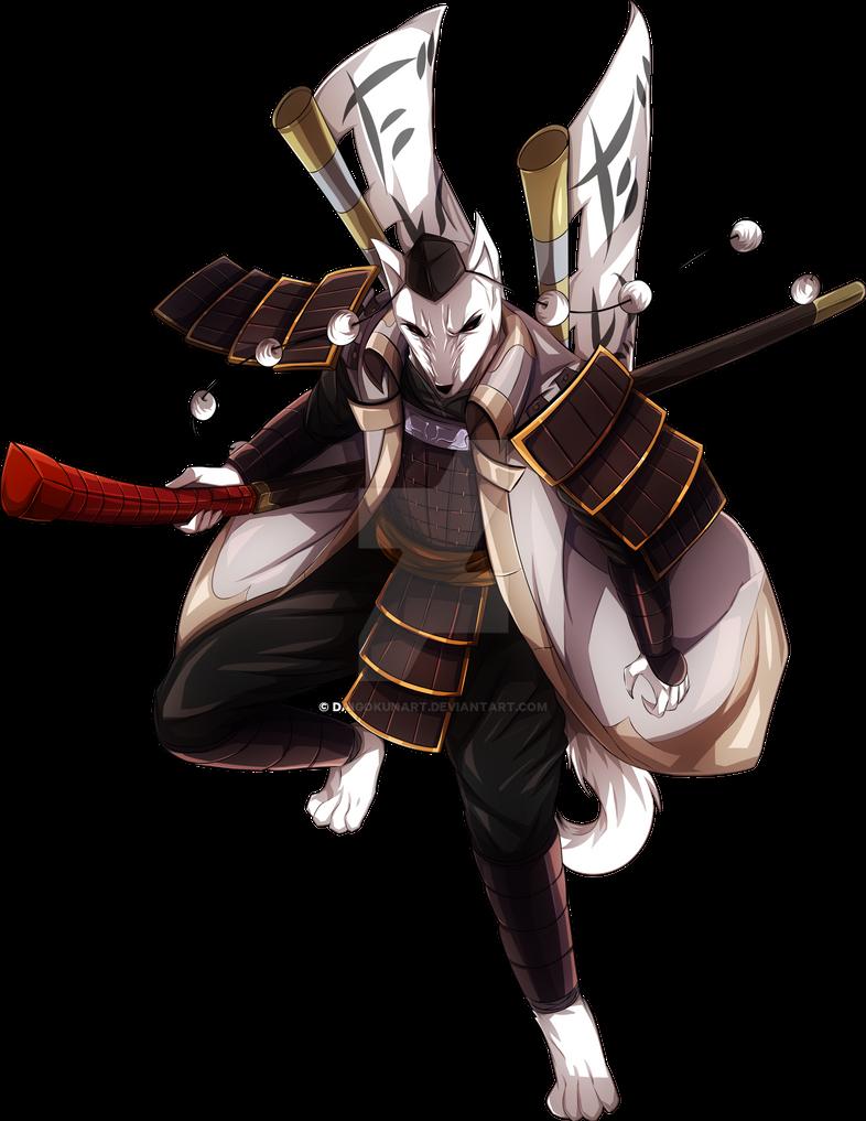 (Furry) Daigou Ookudano by Daigokun