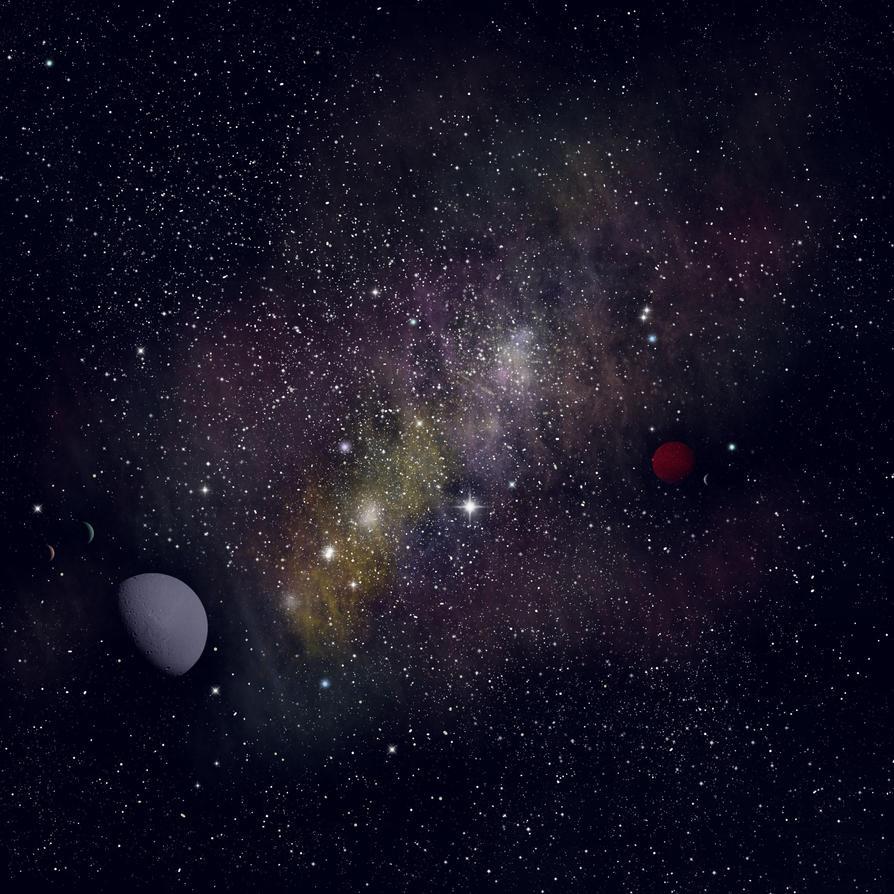 Stars by Nacht-Stein