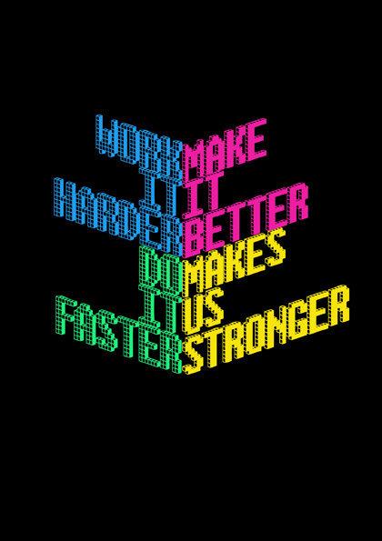 Stronger Daft Punk