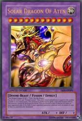 Solar Dragon Of Aten