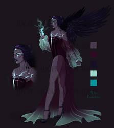 Humanizing the dark phoenix. ADOPTABLE