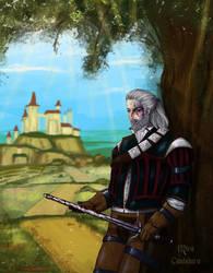 Geralt in Toussaint (Mira Cantutaru)