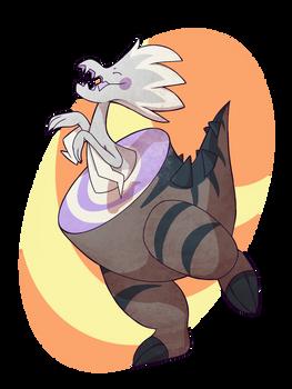 Dracozolt Shiny